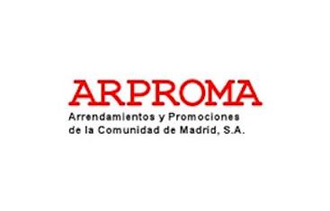ARRENDAMIENTOS Y PROMOCIONES DE LA COMUNIDAD DE MADRID, S.A. (ARPROMA)